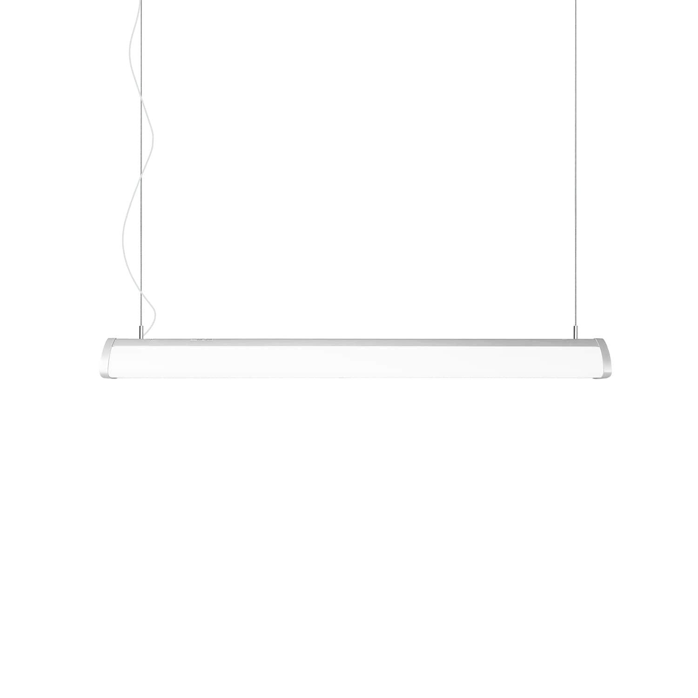 LÁMPARA COLGANTE DE LED GRIS PLATA DZ121601O-SG